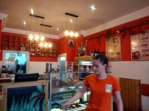the pakora bar,