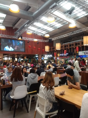 chinese, food hall,